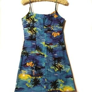 Royal Creations Dresses - Royal Creations vintage style Aloha Hawaii dress M